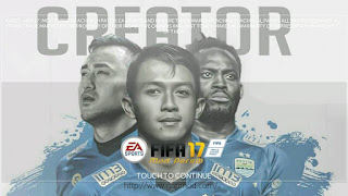 FTS Mod FIFA 17 PERSIB by Ach Fachrizal Apk + Data Obb Android