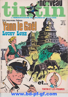 Tintin Française, numéro 30, 1976