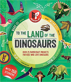 To the Land of the Dinosaurs: Make It, Wear It, Send It, Show It!