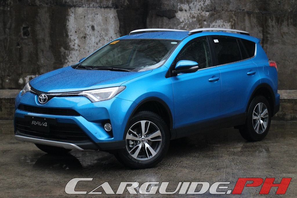 Review 2016 Toyota Rav4 4wd Premium Philippine Car News Reviews Automotive Features And New Prices Carguide Ph