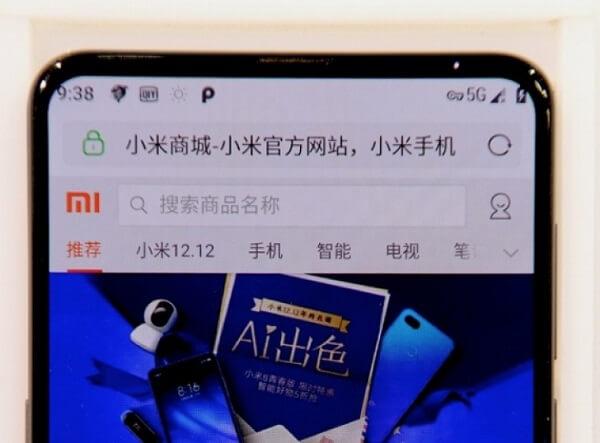 شاومي Mi Mix 3 إصدار الـ 5G سيأتي بمعالج Snapdragon 855