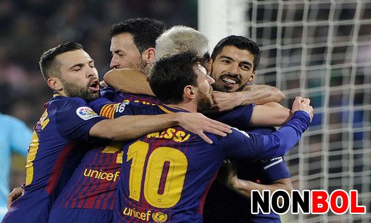 Cuplikan Gol Barcelona 5-0 Real Betis | La Liga Pekan 21