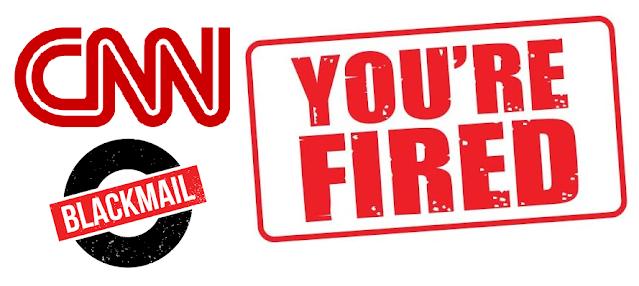 CNN blackmail