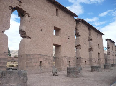 raqchi tempio
