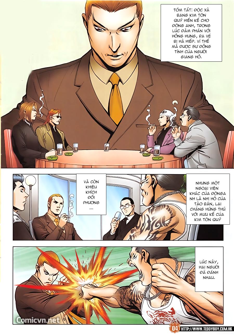 Người Trong Giang Hồ chapter 1951: cao nhân kim tôn quý trang 2