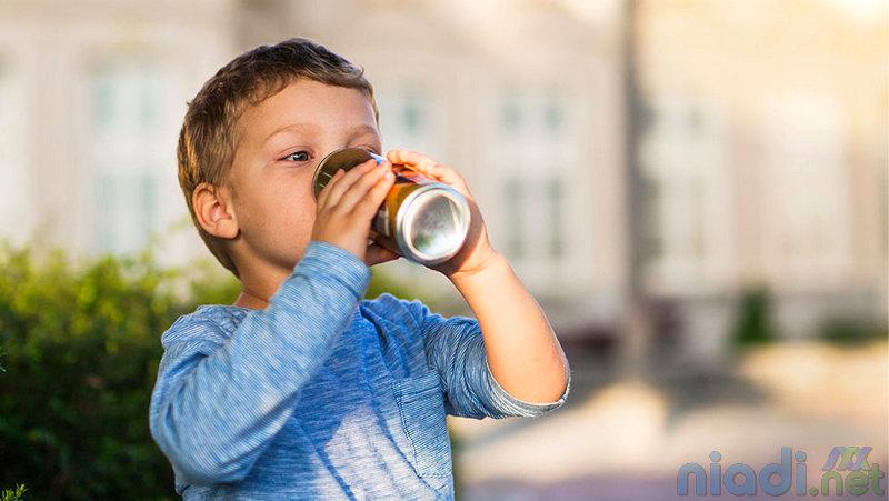 di dalam minuman berkarbonasi sering ditambahkan zat pengawet yaitu