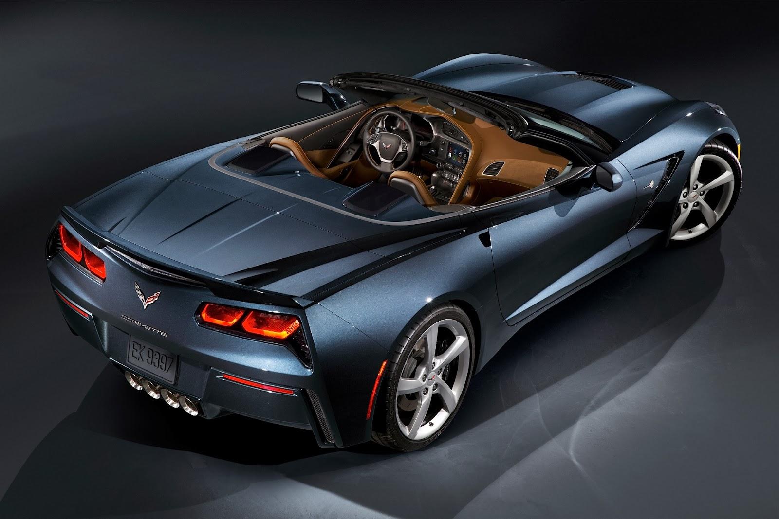 2014 chevrolet corvette c7 stingray convertible sport car auto review 2014. Black Bedroom Furniture Sets. Home Design Ideas