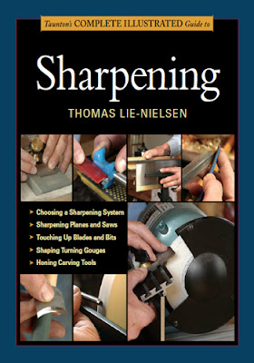 Complete Illustrated Guide to Sharpening by Thomas Lie-Nielsen - Free PDF