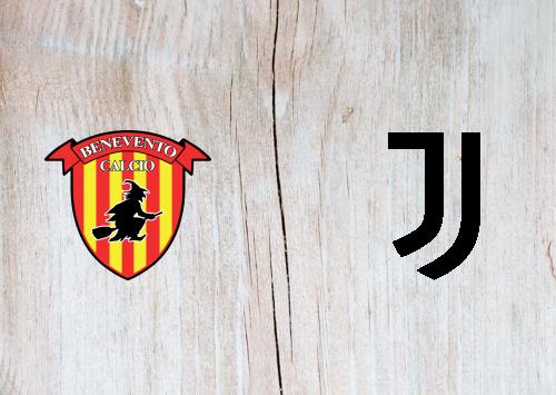 Benevento vs Juventus -Highlights 28 November 2020