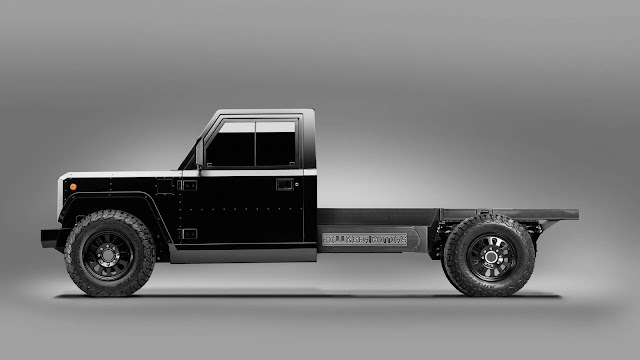 Bollinger Motors Unveils World's First Class 3 Electric Commercial Truck Platform