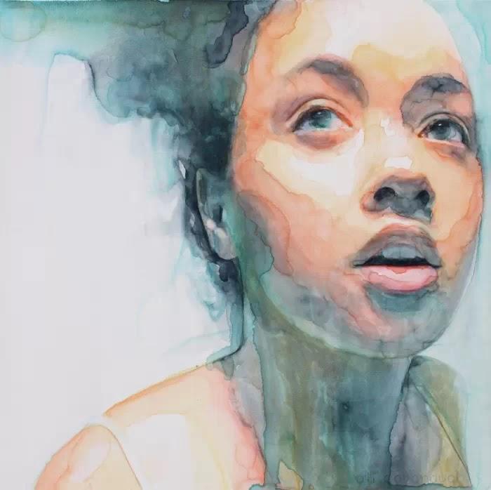Американский художник. Ali Cavanaugh