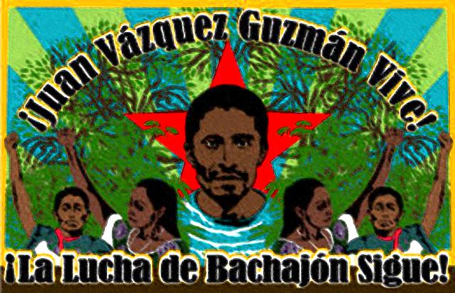 Resultado de imagen para EL CAMINO DE LA RESISTENCIA EN Bachajón, CHIAPAS, MÉXICO