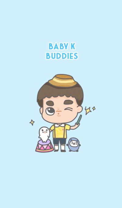 Baby K Buddies