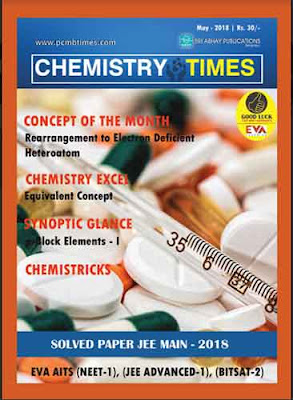 Chemistry Times May 2018