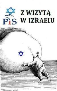 pis wizyta w izraelu