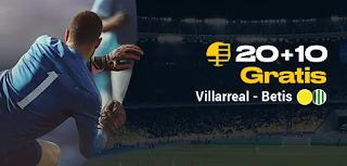 bwin promocion liga Villarreal vs Betis 27-9-2019