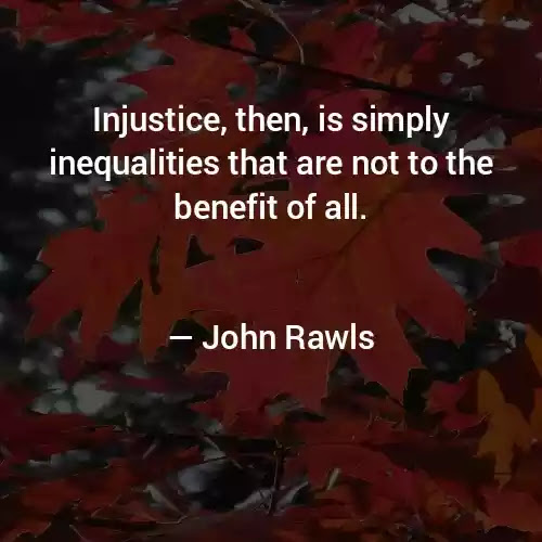 Quotes by John Rawls