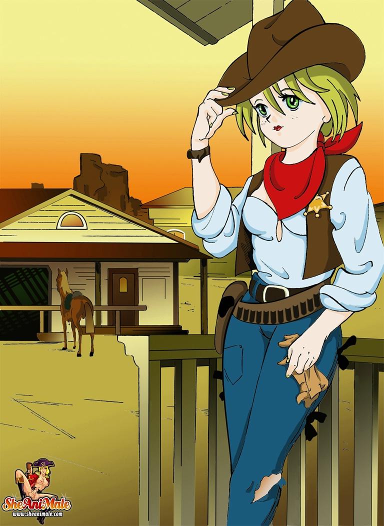 Shemale Sheriff
