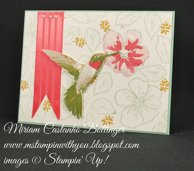 Miriam Castanho-Bollinger, #mstampinwithyou, stampin up, demonstrator, dsc, all occasions card, penned & painted stamp set, picture perfect stamp set, su