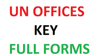 ILO Ka Full Form