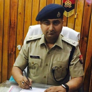Singham SP Himanshu Kumar Awarded News In Hindi Uttar Pradesh