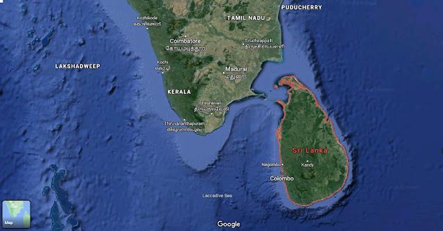 श्रीलंका की राजधानी क्या है - sri lanka capital in hindi