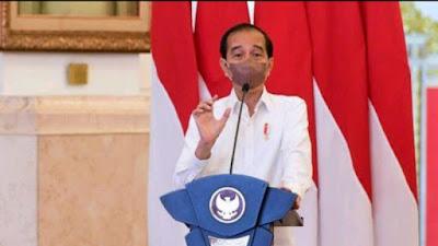 Hari Ini, Presiden Jokowi Kunjungi Sumut, Tinjau Vaksinasi Door to Door dan Pelajar di Deliserdang