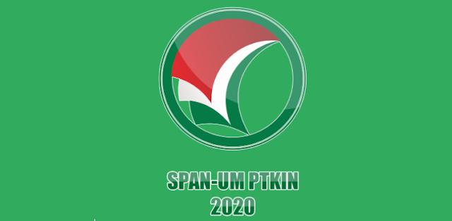 Jadwal Pendaftaran SPAN PTKIN dan UMPTKIN Tahun Akademik  JADWAL PENDAFTARAN SPAN PTKIN DAN UMPTKIN TAHUN AKADEMIK 2020/2021