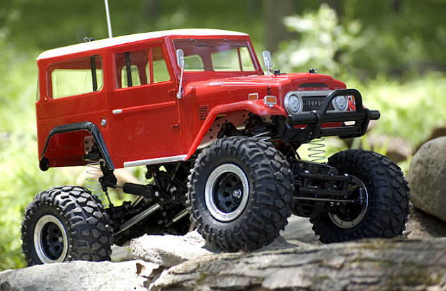Tamiya Toyota Land Cruiser CR-01