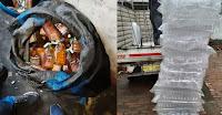 पनकी से चल रहा था यूपी में अवैध शराब का कारोबार, पुलिस कमिश्नरेट कानपुर की क्राइम ब्रांच ने किया भंडाफोड़