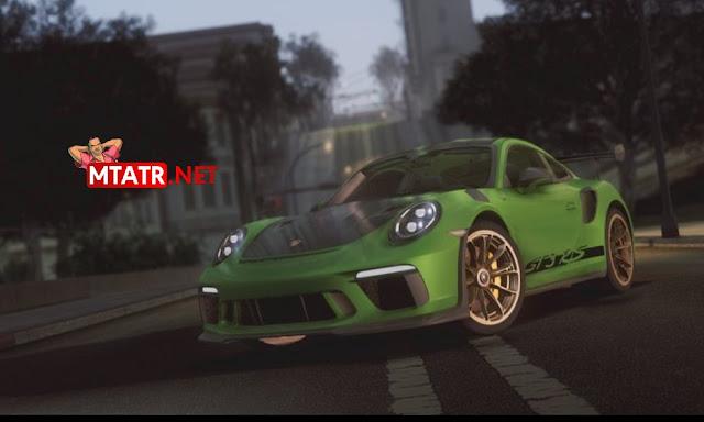 MTA SA Porsche 911 GT3 RS 2018