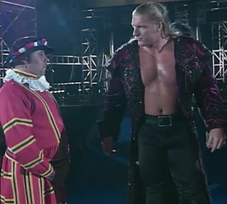 WWE / WWF - One Night Only 1997 Review - Triple H sizes up a Beefeater