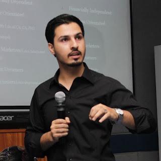 Mohammad Mustafa Ahmedzai - Famous Blogger Of Pakistan