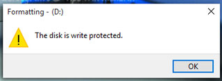 disk-is-writted-protected