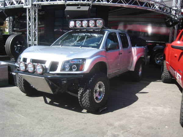 NISMO Stuff: New Bumper Coming to a Nissan Frontier Near ...