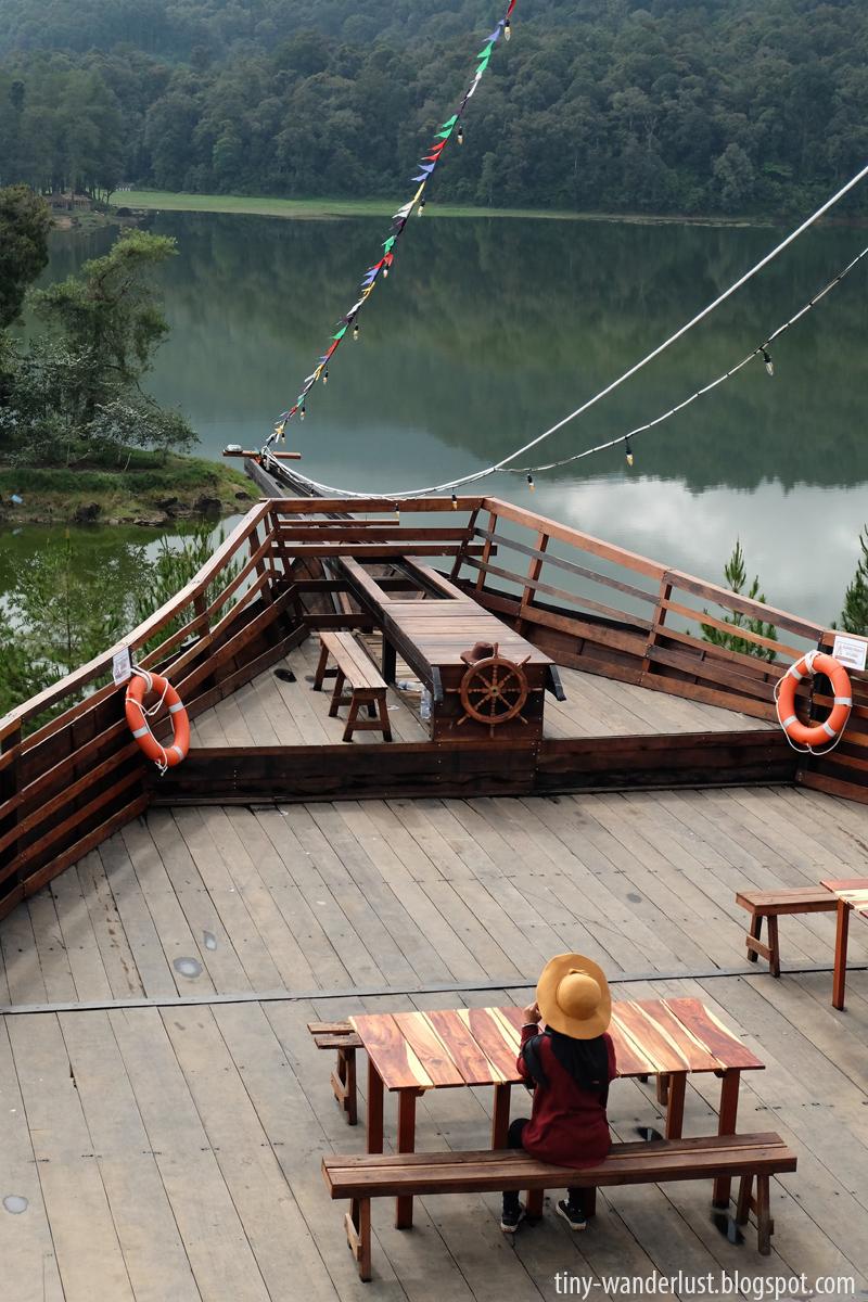 Piknik Bandung: Glamping Lakeside, Titanic Ala Ciwidey