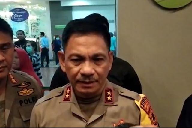Polisi Masih Menahan Mahasiswa Di Gedung DPRD Sulsel Pasca Bentrok