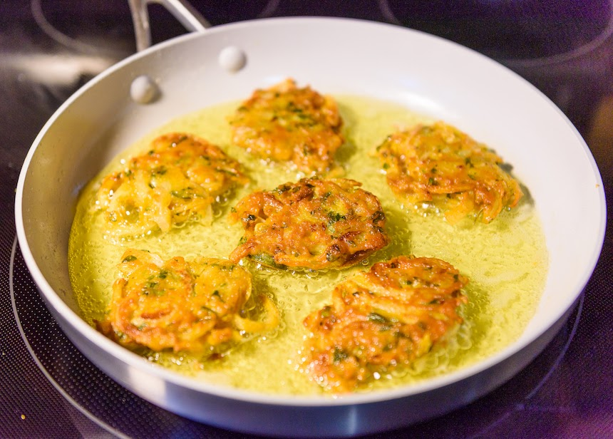 Onion Pakoras