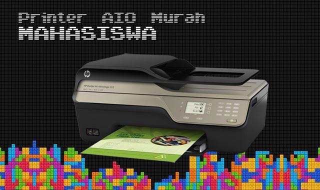 Printer Murah Multifungsi Terbaik Untuk Mahasiswa Juli 2017