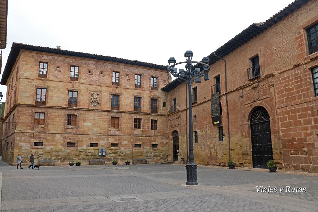 Qué ver en Nájera: Monasterio de Santa María la real