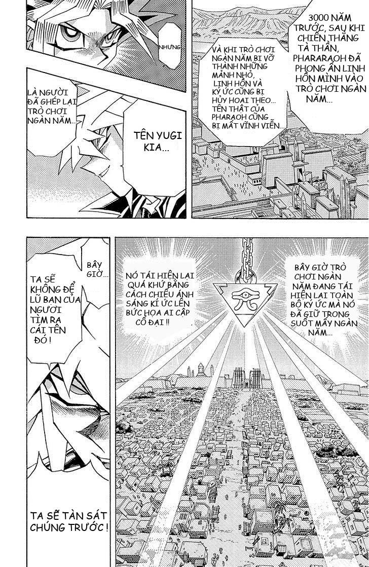 YUGI-OH! chap 328 - trận chiến cuối cùng trang 8