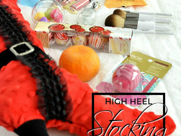 Unique High Heel Stocking Filled For The Fashionista