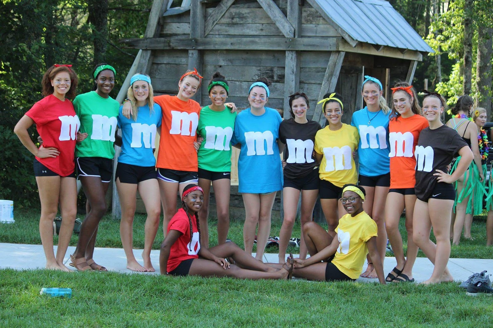 The Young Life Leader Blog: Young Life Camp Unity Game Outfits