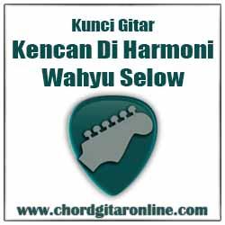 Dm   Gm   A Dm   Gm   A Dm   Gm   A Dm   Gm   A   Kunci Gitar KENCAN DI HARMONI - WAHYU SELOW (Original Chord)