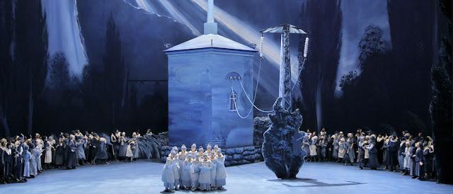 Wagner: Lohengrin - Bayreuth Festival 2019 (Photo Enrico Nawrath)
