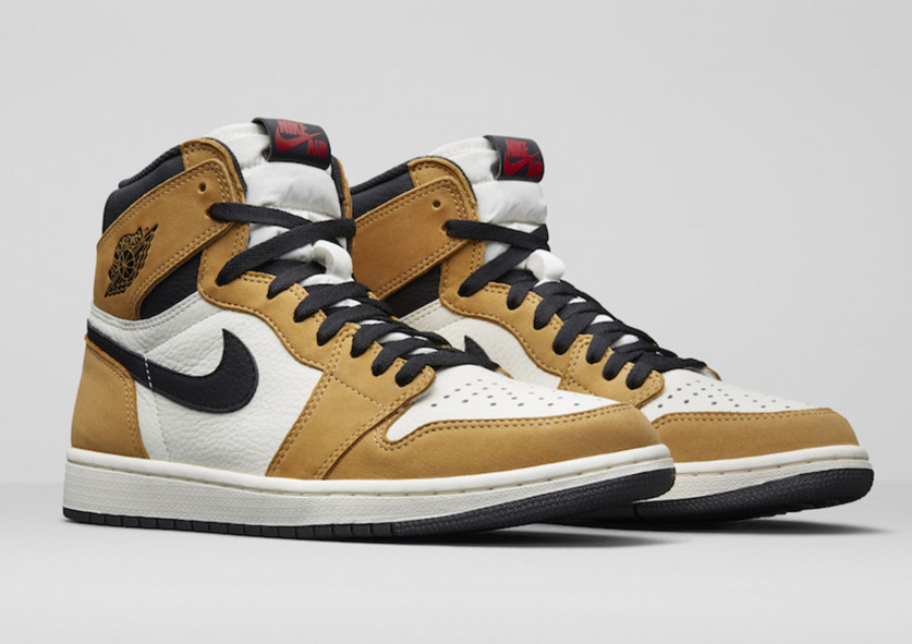 promo code first rate stable quality Swag Craze: First Look: Nike Air Jordan 1 High OG 'Rookie of ...