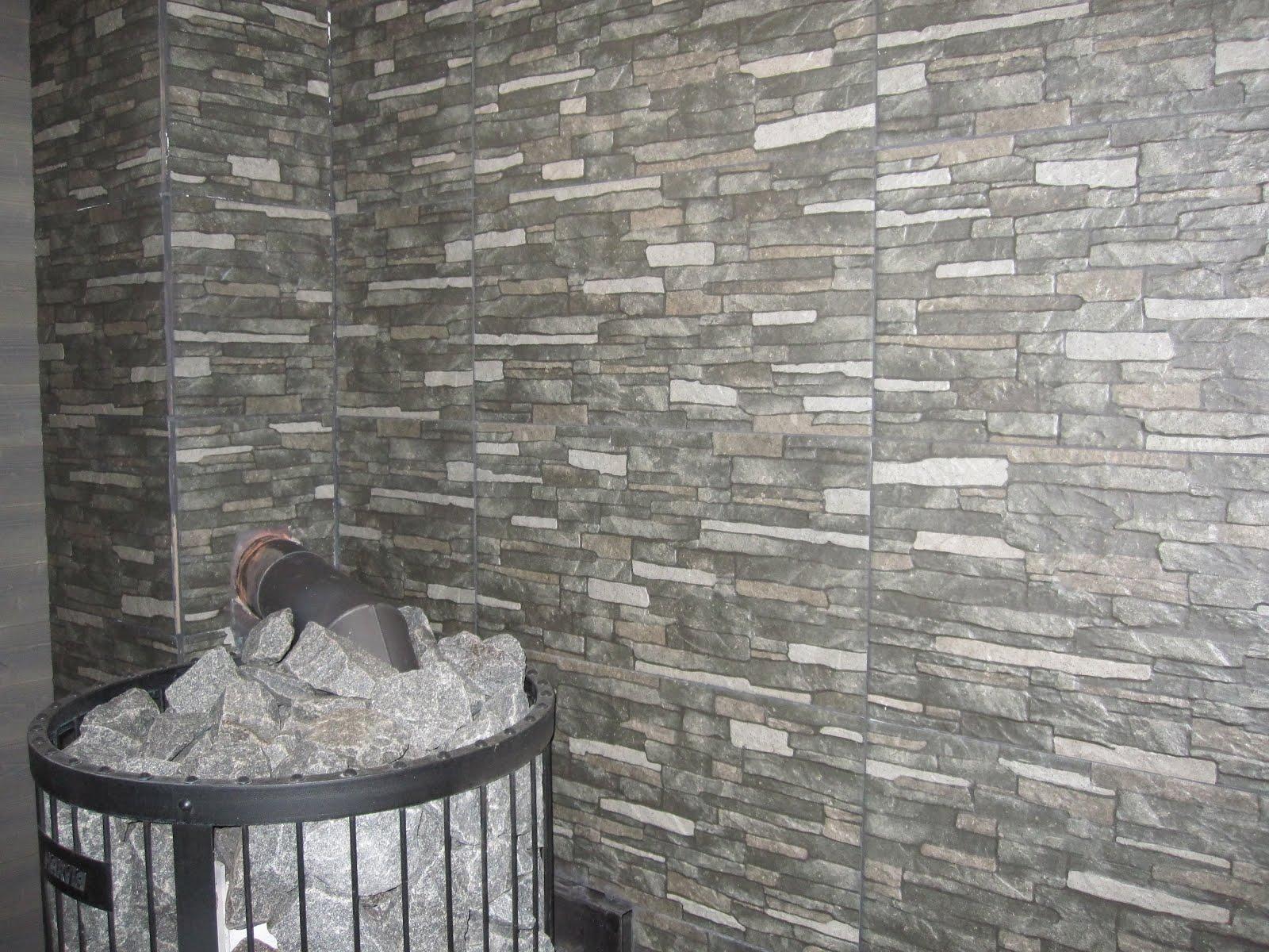 kiviseinä saunaan hinta