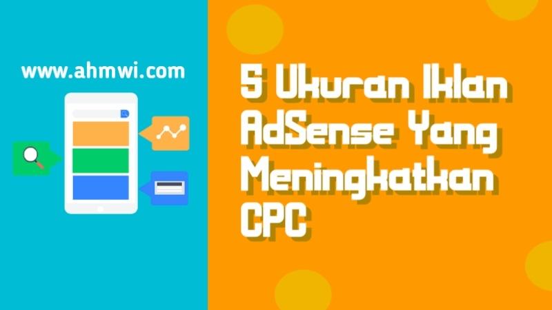 Ukuran dan format iklan AdSense