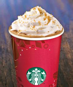 Starbucks Toffe Nut Latte