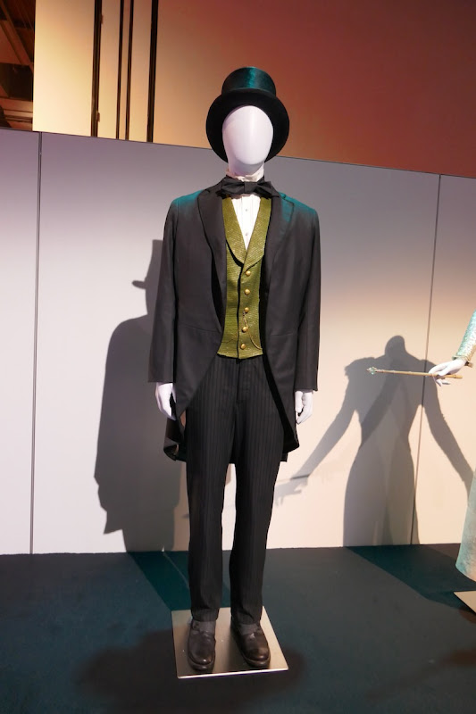 James Franco Oz Great and Powerful movie costume